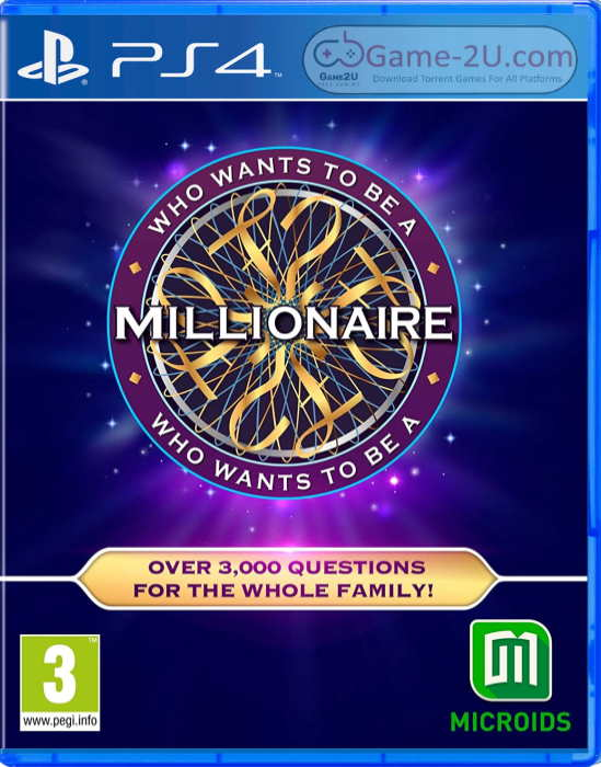 Who Wants to Be a Millionaire PS4 PKG