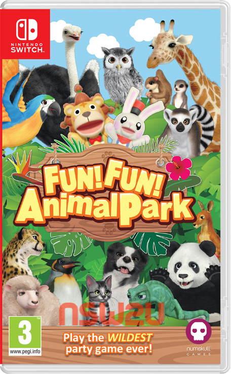 FUN FUN Animal Park Switch NSP XCI NSZ