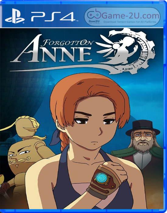 Forgotton Anne PS4 PKG