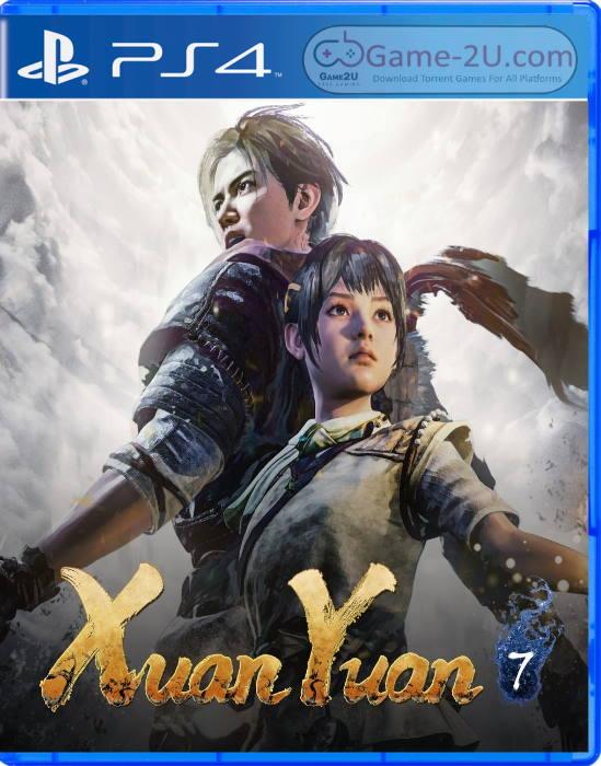 Xuan-Yuan Sword VII PS4 PKG