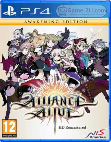 The Alliance Alive HD Remastered PS4 PKG