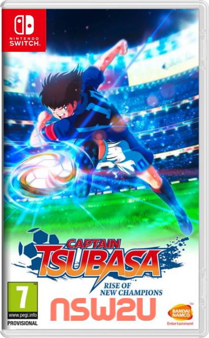 Captain Tsubasa Rise of New Champions Switch NSP XCI NSZ [US-JP-EU]
