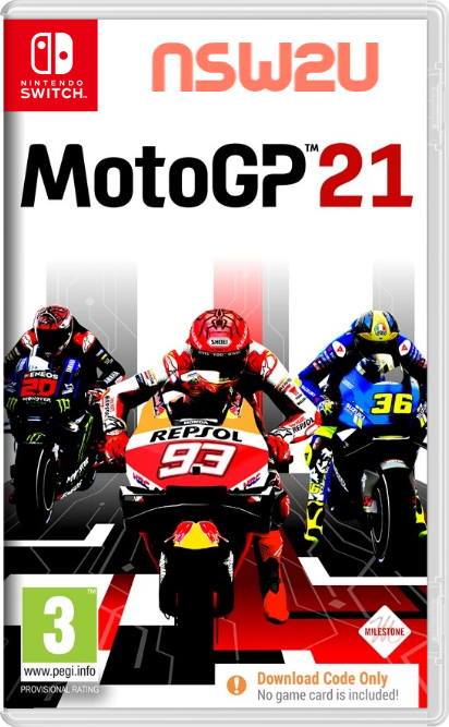 MotoGP 21 Switch NSP XCI NSZ