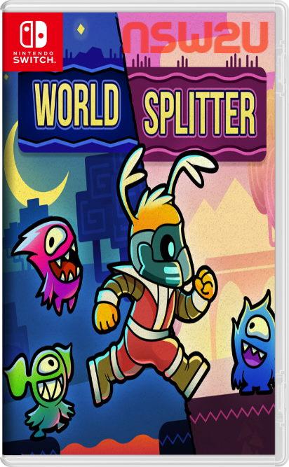 World Splitter Switch NSP XCI
