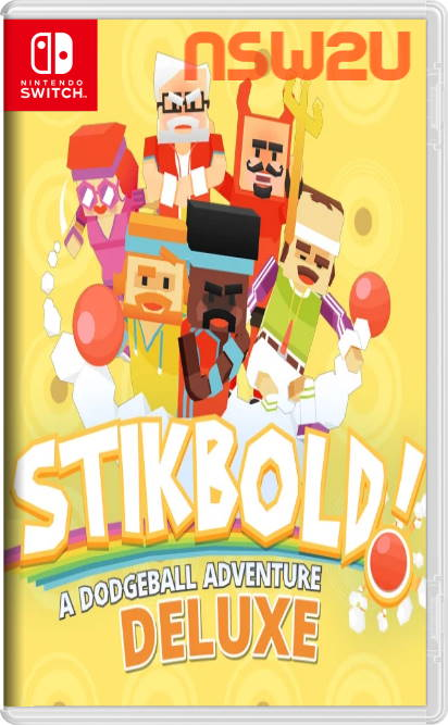 Stikbold A Dodgeball Adventure DELUXE Switch NSP XCI