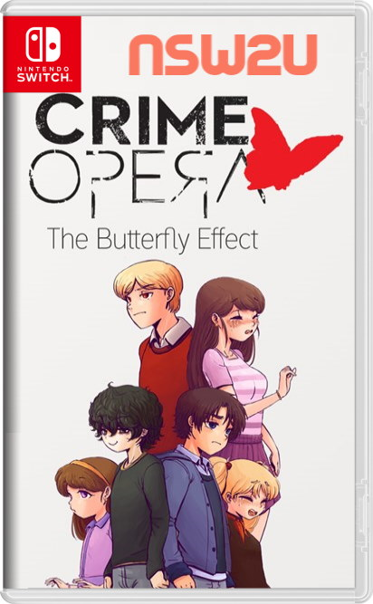 Crime Opera The Butterfly Effect Switch NSP XCI NSZ