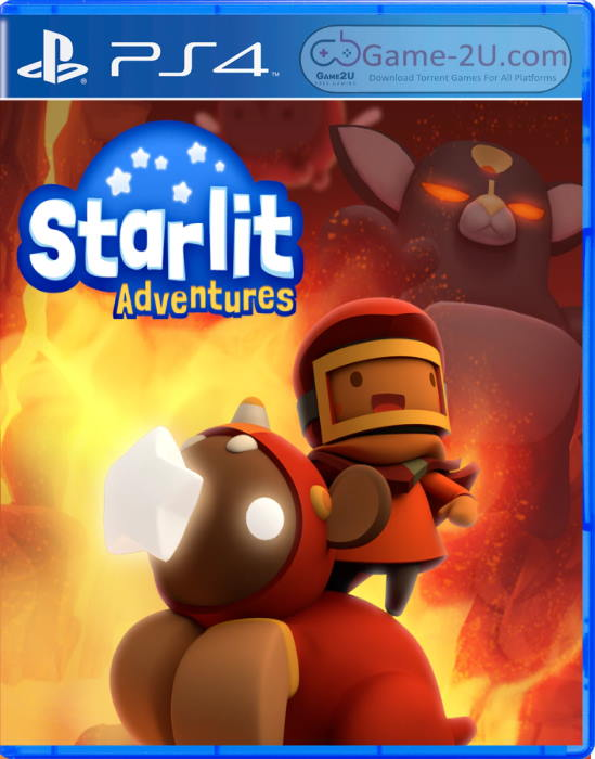 Starlit Adventures PS4 PKG