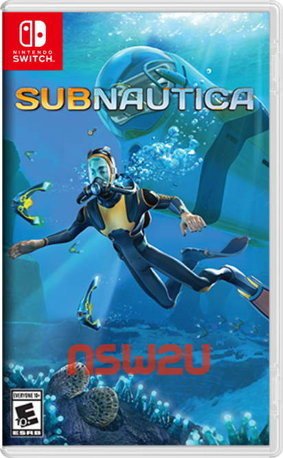 Subnautica Switch NSP XCI NSZ