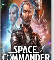 Space Commander: War and Trade Switch NSP XCI NSZ