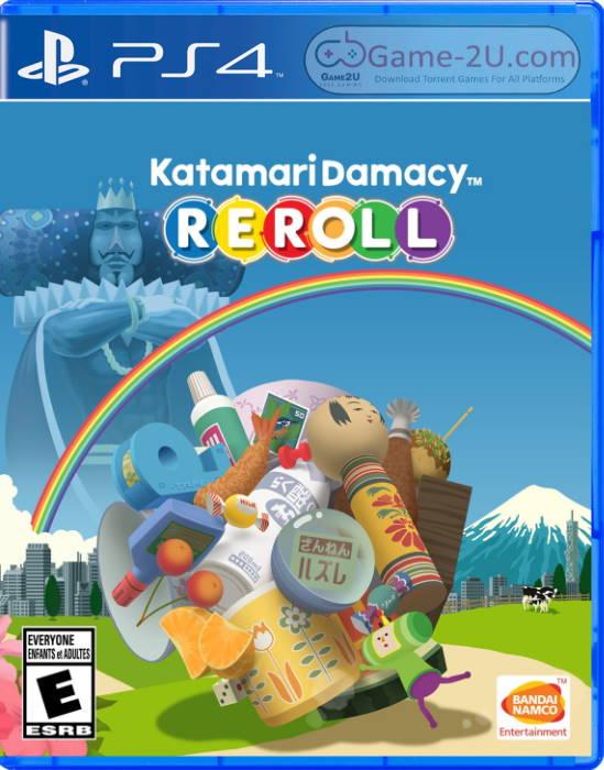 Katamari Damacy REROLL PS4 PKG