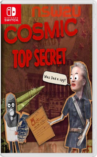 Cosmic Top Secret Switch NSP XCI NSZ