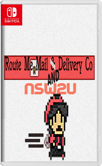 Route Me Mail and Delivery Co Switch NSP XCI NSZ