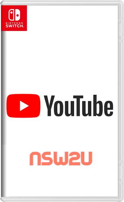 Youtube Switch NSP XCI NSZ