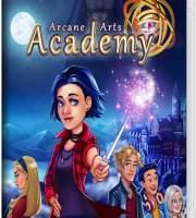 Arcane Arts Academy Switch NSP XCI NSZ