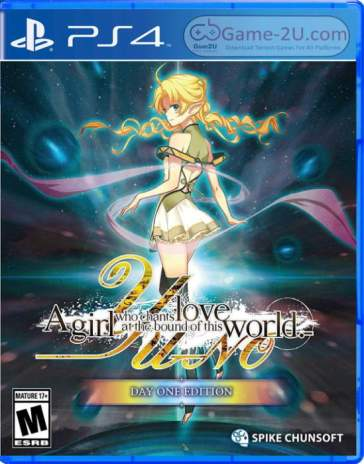 YU-NO A girl who chants love at the bound of this world. PS4 PKG