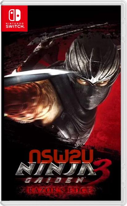 NINJA GAIDEN 3: Razor's Edge Switch NSP XCI