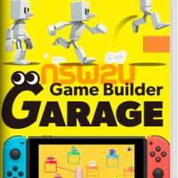 Game Builder Garage Switch NSP XCI NSZ