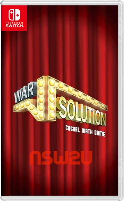 War Solution - Casual Math Game Switch NSP XCI NSZ