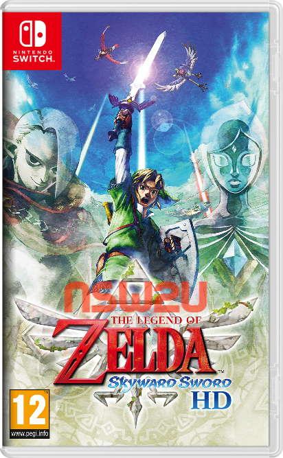 The Legend of Zelda Skyward Sword HD Switch NSP XCI NSZ