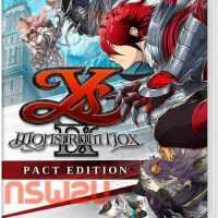 Ys IX: Monstrum Nox Switch NSP XCI [DEMO]
