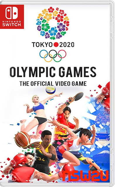 Olympic Games Tokyo 2020 – The Official Video Game Switch NSP XCI NSZ