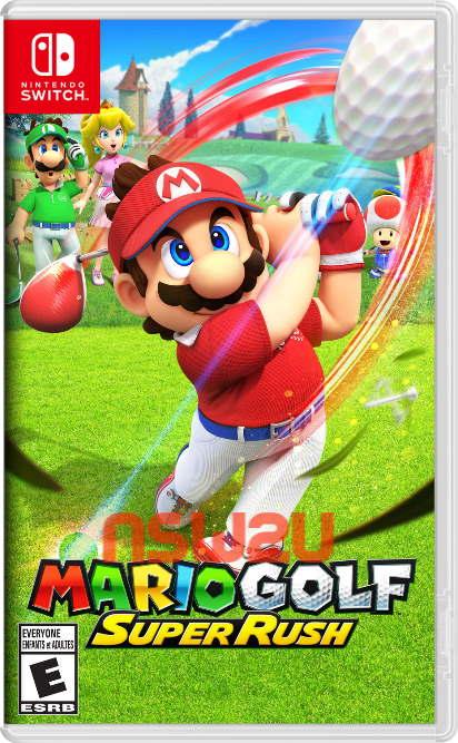 Mario Golf Super Rush Switch NSP XCI NSZ