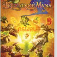 Legend of Mana Switch NSP XCI