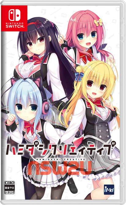 Hamidashi Creative Switch NSP XCI