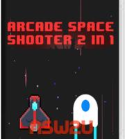 Arcade Space Shooter 2 in 1 Switch NSP XCI
