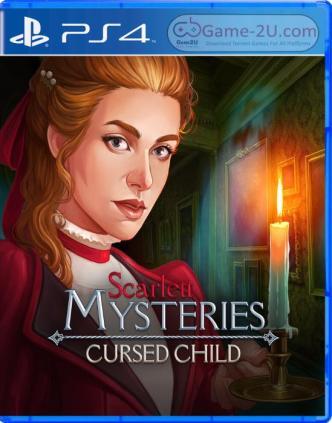 Scarlett Mysteries Cursed Child PS4 PKG