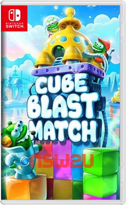 Cube Blast Match Switch NSP XCI NSZ