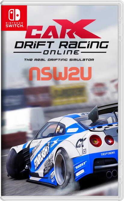 CarX Drift Racing Online Switch NSP XCI NSZ