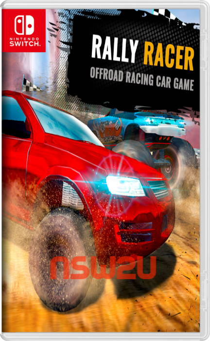 Rally Racer Offroad Racing Car Game Switch NSP XCI NSZ