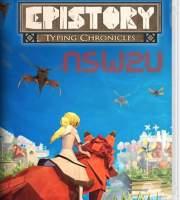 Epistory – Typing Chronicles Switch NSP XCI NSZ