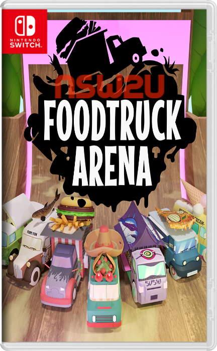 Foodtruck Arena Switch NSP XCI NSZ