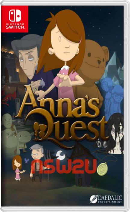 Annas Quest Switch NSP XCI NSZ