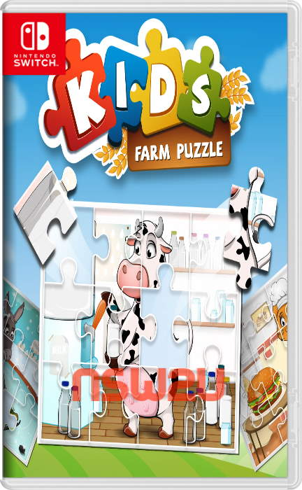 Kids Farm Puzzle Switch NSP XCI NSZ
