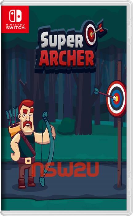 Super Archer Switch NSP XCI NSZ
