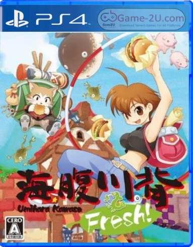 Umihara Kawase Fresh PS4 PKG