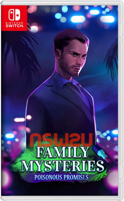 Family Mysteries Poisonous Promises Switch NSP XCI NSZ
