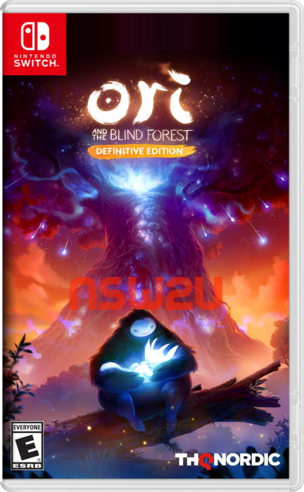 Ori and the Blind Forest Definitive Edition Switch NSP XCI NSZ