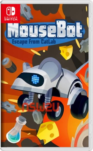 MouseBot Escape from CatLab Switch NSP XCI NSZ