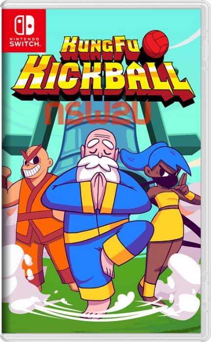 KungFu Kickball Switch NSP XCI [DEMO]