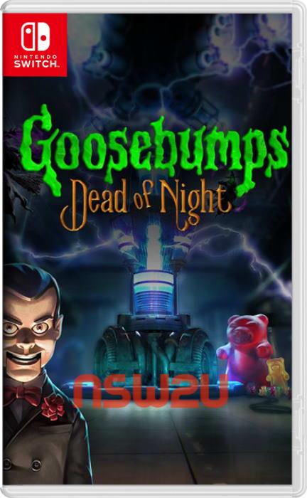 Goosebumps Dead of Night Switch NSP XCI NSZ
