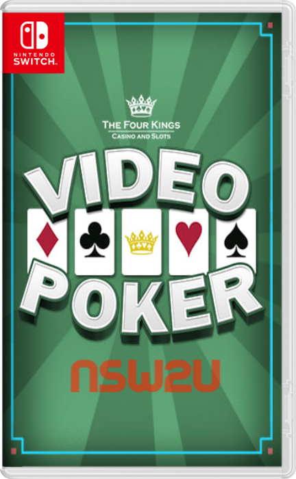 Four Kings Video Poker Switch NSP XCI NSZ