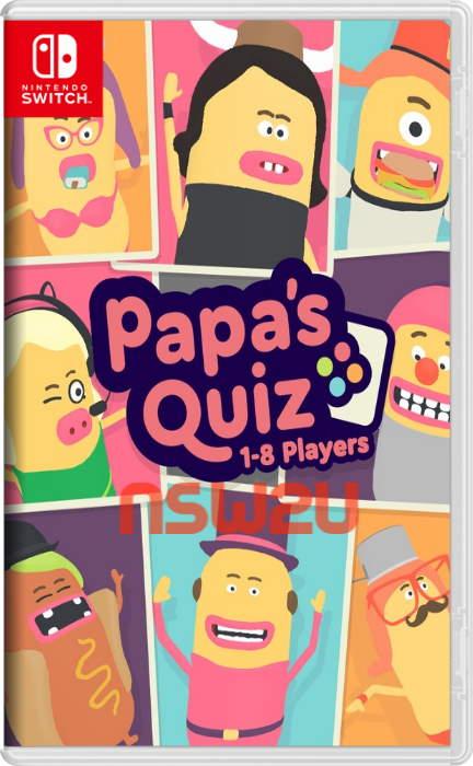 Papas Quiz Switch NSP XCI NSZ