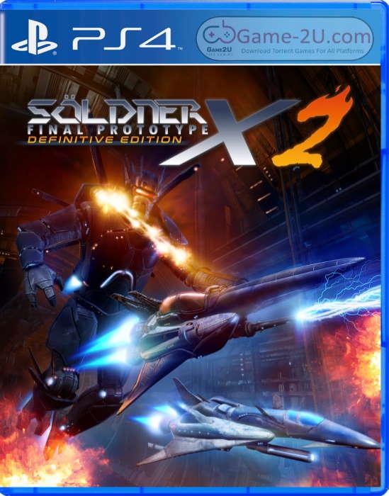 Söldner-X 2: Final Prototype Definitive Edition PS4 PKG