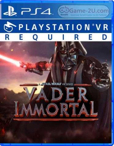 Vader Immortal A Star Wars VR Series PS4 PKG
