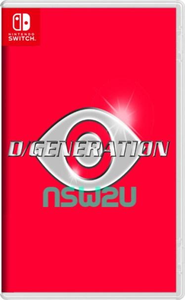 D Generation Switch NSP XCI NSZ