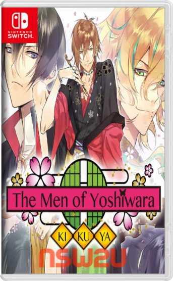 The Men of Yoshiwara Kikuya Switch NSP XCINSZ